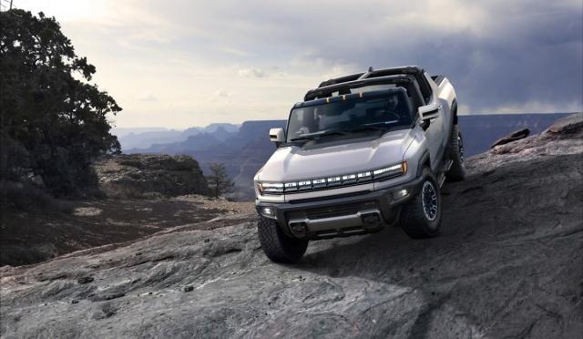 GM,GMC허머EV공개! 궁극의 퍼포먼스와 혁신적인 테크놀로지 갖춘슈퍼트럭 - 모터피디